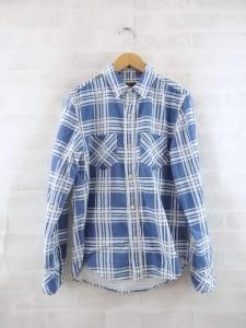 RHV チェックシャツ