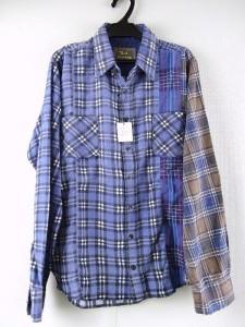 RonHerman ViNTAGE リメイクチェックシャツ